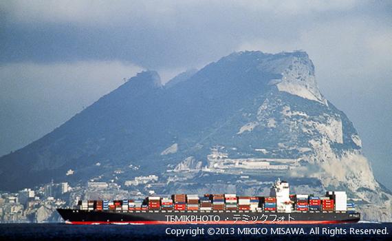 ジブラルタル海峡  433