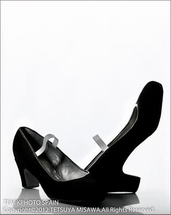 フラメンコの靴  1039