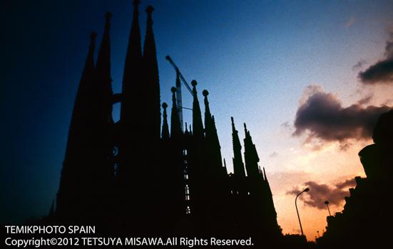 サグラダ・ファミリア(バルセロナ)  369
