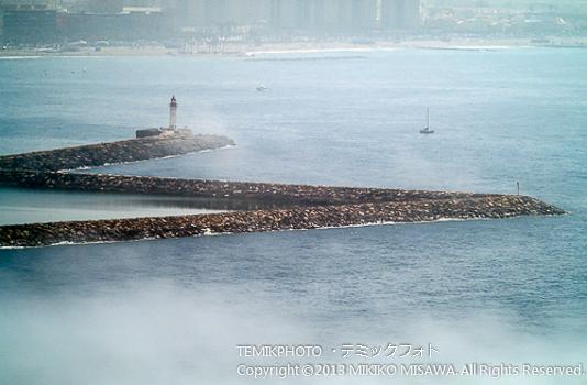 港湾の灯台 (アンダルシア地方・アルメリア)  611