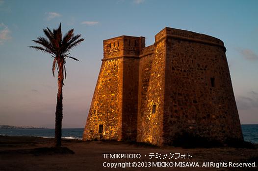 「マセーナス塔」(アルメリア・モハカール)  686