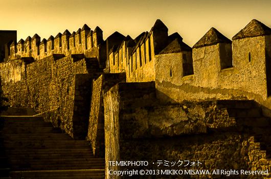 城壁(アンダルシア地方・アルメリア)  1509