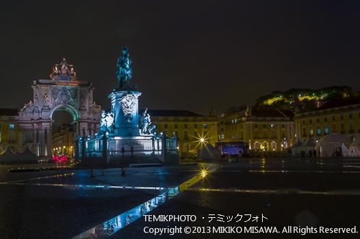 Praça do Comércio 「コメルシオ広場」  LISBON PORTUGAL  1525