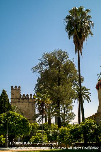 Alcazaba de Cordoba 「コルドバの城塞」  Cordoba  1533