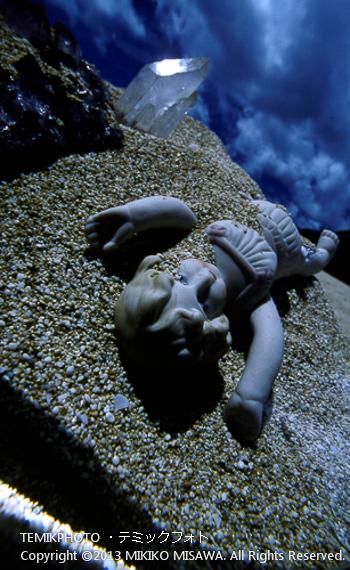 捨てられた人形(アメリカ合衆国・ハワイ)  1539