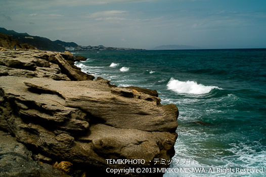 モハカールの岩礁(アンダルシア地方・モハカール)  1549