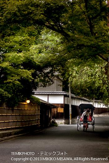 人力車(京都)  1261