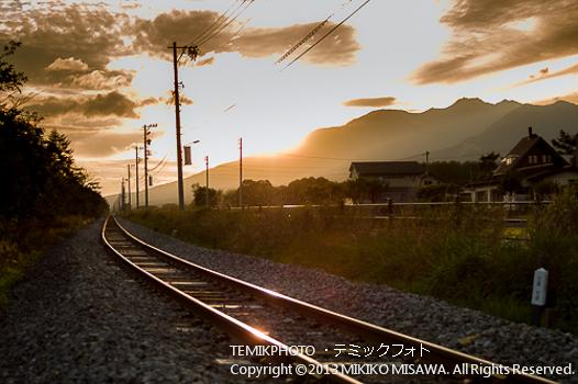 小海線・野辺山駅周辺(長野・野辺山高原)  1299