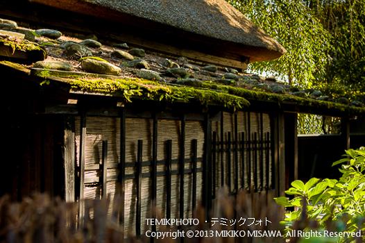 武家屋敷(秋田・角館)  1181