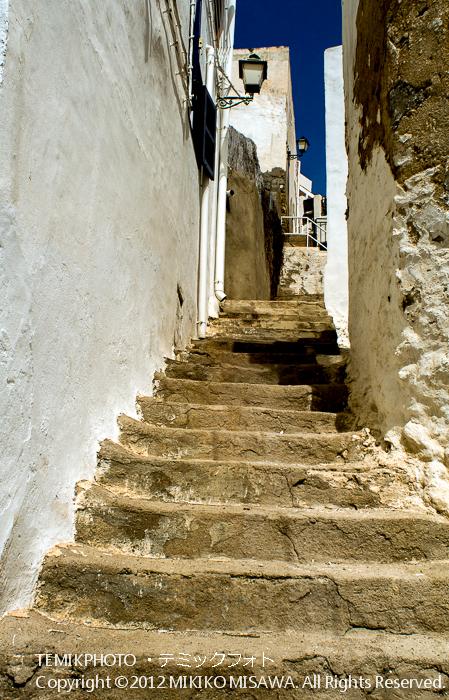 階段(アンダルシア地方・モハカール)  3931