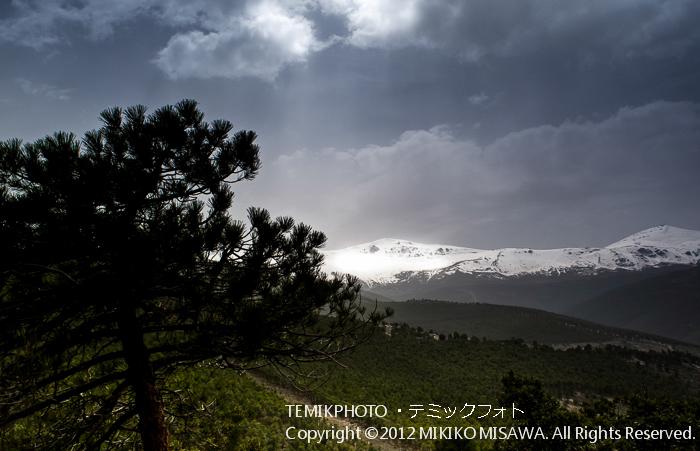 シエラ・ネバダ山脈(アンダルシア地方・グラナダ)  4335