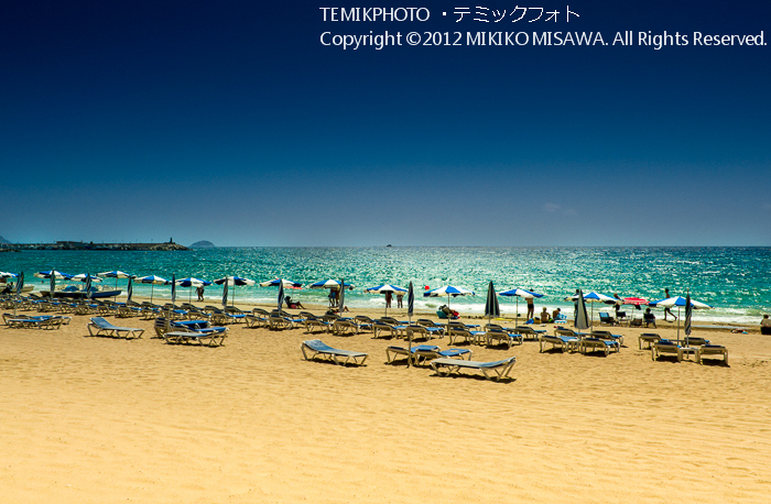 夏の海岸(バレンシア地方・アリカンテ)  4242