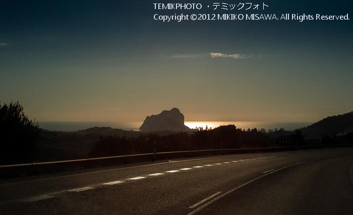 地中海道路(バレンシア地方・アリカンテ)  4217