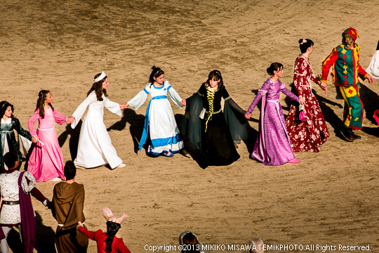 祭り (カスティージャ・ラ・マンチャ地方・グアダラハーラ)  2450