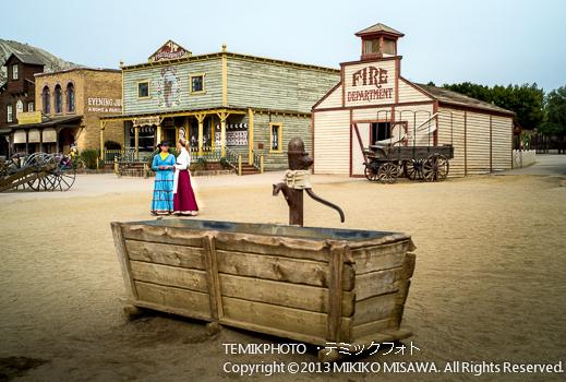 ミニハリウッド 映画村 タベルナス砂漠地帯(アンダルシア地方・アルメリア)  3782