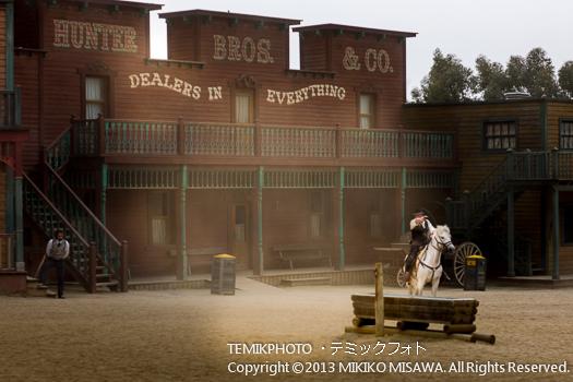 ミニハリウッド 映画村 タベルナス砂漠地帯(アンダルシア地方・アルメリア)  4005