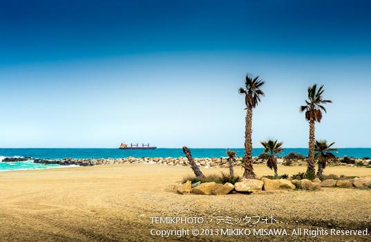 ガルーチャの海岸 (アンダルシア地方・アルメリア)  4347