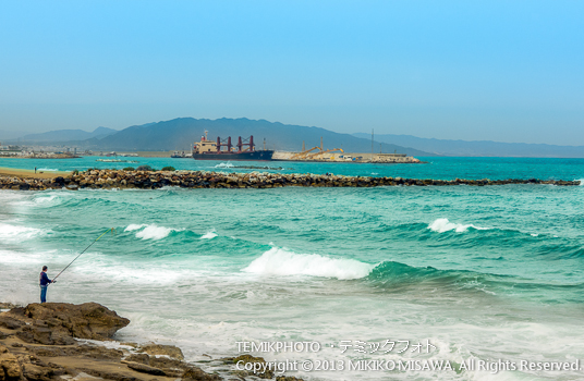 ガルーチャの海岸 (アンダルシア地方・アルメリア)  4346