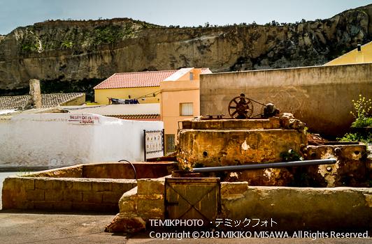 中世からの陶芸用の窯と設備・ソルバス村 (アンダルシア地方・アルメリア)  3540