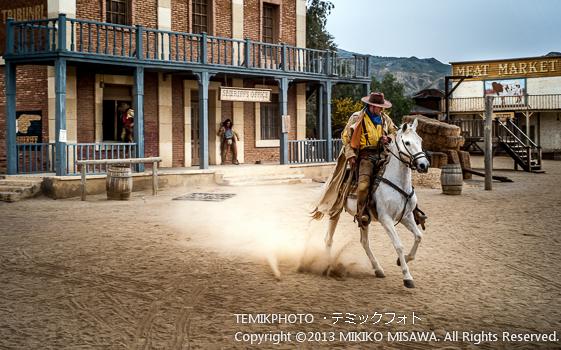 ミニハリウッド 映画村 タベルナス砂漠地帯(アンダルシア地方・アルメリア)  3635