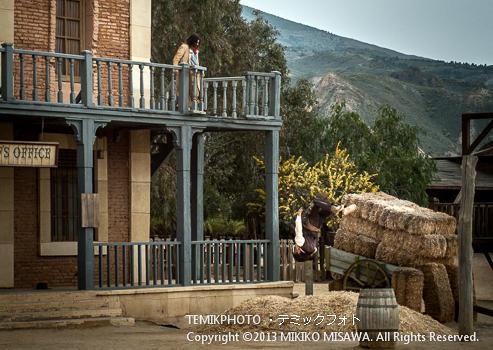 ミニハリウッド 映画村 タベルナス砂漠地帯(アンダルシア地方・アルメリア)  3655