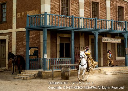 ミニハリウッド 映画村 タベルナス砂漠地帯(アンダルシア地方・アルメリア)  3652