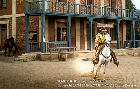 ミニハリウッド 映画村 タベルナス砂漠地帯(アンダルシア地方・アルメリア)  3657