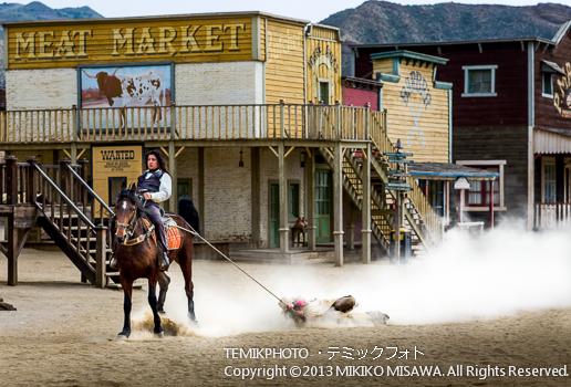 ミニハリウッド 映画村 タベルナス砂漠地帯(アンダルシア地方・アルメリア)  3650