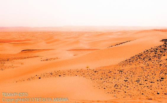 サハラ砂漠 (モロッコ)  3198