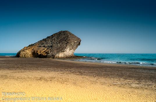 サン・ホセの海岸 (アンダルシア地方・アルメリア)  3467