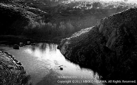 Blog-13-103 タホ川 トレド (カスティージャ・ラ・マンチャ地方・トレド)  6704