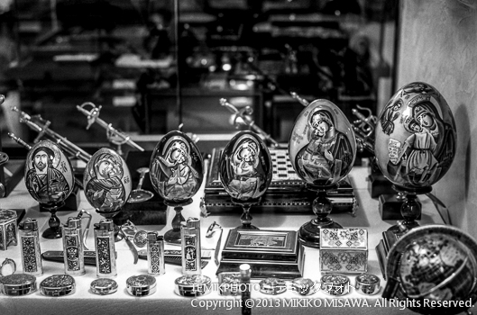 Blog-13-105 ダマスキナード(象眼細工を売る店) トレド (カスティージャ・ラ・マンチャ地方・トレド)  6708