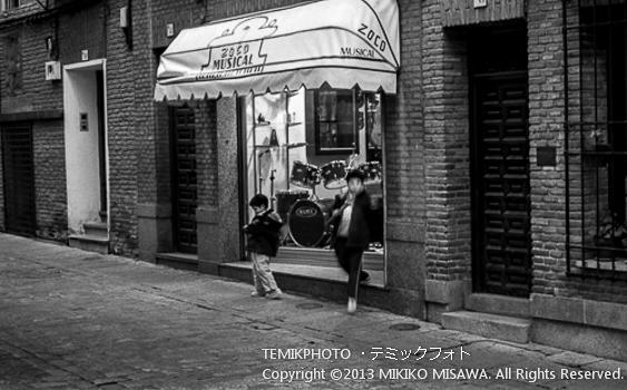 Blog-13-14 兄弟 トレド (カスティージャ・ラ・マンチャ地方・トレド)  6893