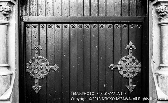 Blog-13-146 扉の蝶番 トレド (カスティージャ・ラ・マンチャ地方・トレド)  6977