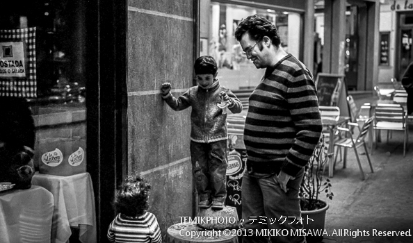 Blog-13-211 おじさん、妹と トレド (カスティージャ・ラ・マンチャ地方・トレド)  6769