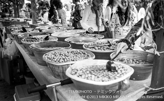 Blog-13-224 オリーブのみの漬け物を売る店 (カスティージャ・イ・レオン地方 アビラ)  10190
