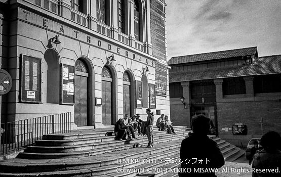 Blog-13-86 劇場 トレド (カスティージャ・ラ・マンチャ地方・トレド)  6782