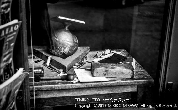 Blog-13-91 ダマスキナード(象眼細工)の工房 トレド (カスティージャ・ラ・マンチャ地方・トレド)  6017