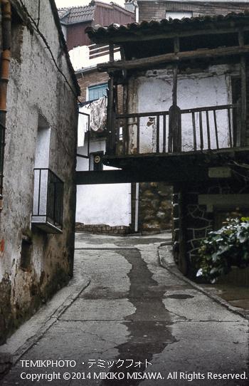 村の坂道  10940