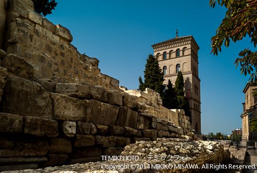 ローマ時代の遺跡 : 11122