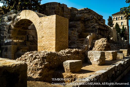 ローマ時代の遺跡 : 11133