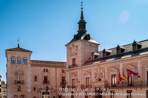 かつてのマドリード市庁舎: 現在は分室になっている(ビジャ広場) L7630208