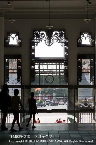 シベーレス宮殿 出入り口 14067