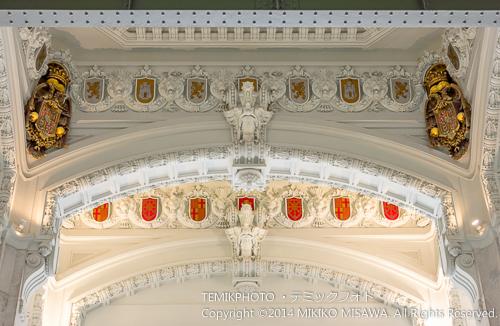 シベーレス宮殿 内部 14272
