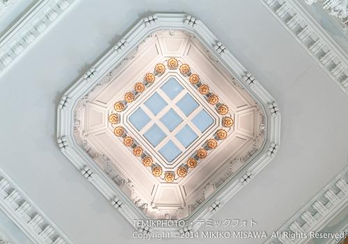 シベーレス宮殿 天窓 14286