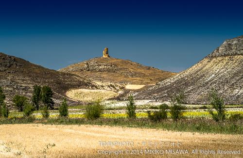 中世イスラーム時代の監視塔(ATALAYA) SORIA 13579