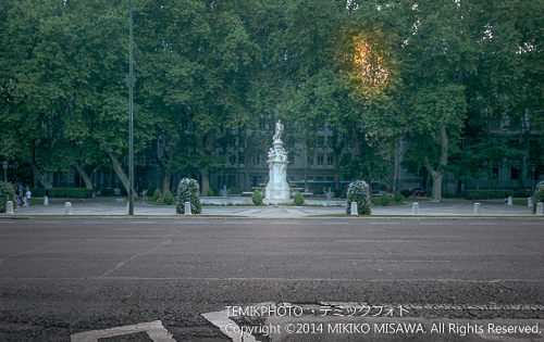 プラド通り (Fuente de Apolo) 14523