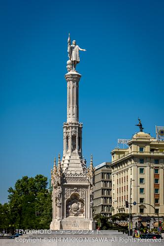 コロンブスの像 15061