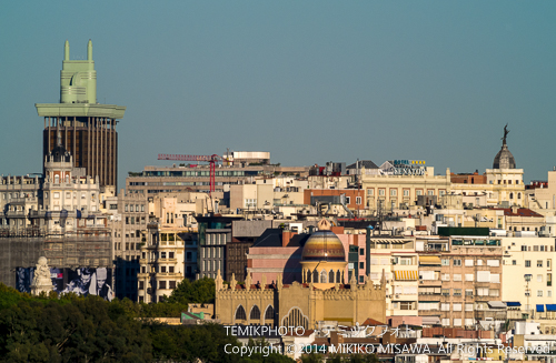 マドリード市内の風景 14948