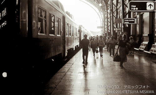 終着駅(Valencia)  16063